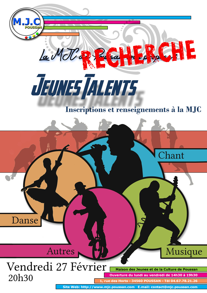 Jeunes Talents Wanted2015